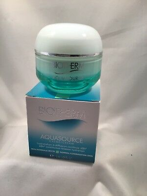 Biotherm Aquasource 48h Continuous Release Hydration, 50ml  New As Pictured • 26£
