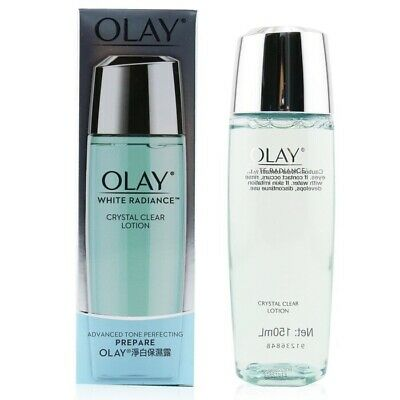 AU41.86 • Buy Olay White Radiance Crystal Clear Lotion 150ml Mens Other