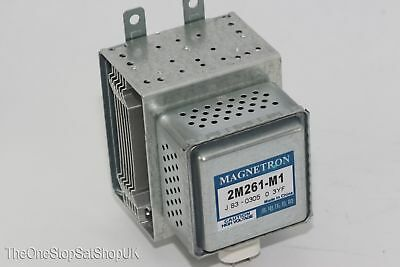 Panasonic Genuine 2M261-M1 Magnetron For Commercial Microwaves, Fits Many Models • 59.99£
