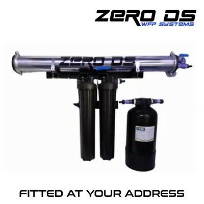 Water Fed Pole System,Full RO 'Fitted At Your Address' 2 Man FREE FITTING • 1£