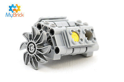 AU21.95 • Buy LEGO Technic - V4 Cylinder Engine With Crank, Pistons, Fan - Posted Assembled