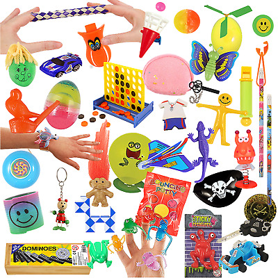 6 Party Bag Fillers Kids Boys Girls Prizes Childrens Christmas Stocking Toy Gift • 4.29£