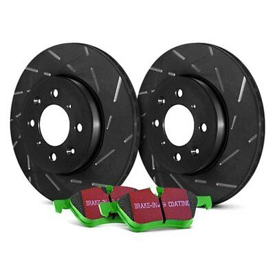 $265.84 • Buy For Acura RL 05-12 Brake Kit EBC Stage 2 Sport Slotted Front Brake Kit W