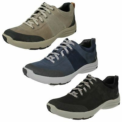 £49.99 • Buy Ladies Clarks Wave Andes Active Wear Weatherproof Lace Up Casual Shoes