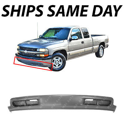 $71.04 • Buy NEW Textured Front Bumper Lower Air Deflector For 1999-2002 Silverado W/out Fog
