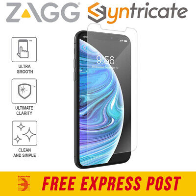 AU23.20 • Buy Zagg Invisibleshield Glass+ Visionguard Screen Protector For Iphone 11 Pro/xs X