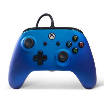 AU66.95 • Buy Xbox One Enhanced Wired Controller (Sapphire Fade)