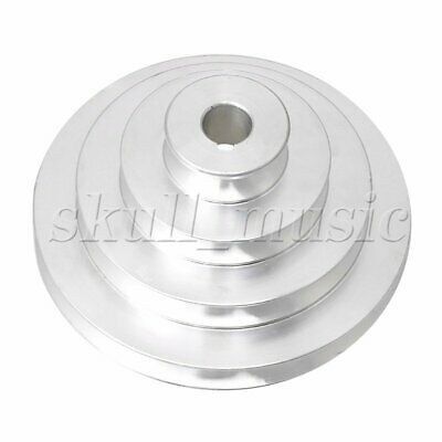 AU17.51 • Buy Aluminum 16mm Bore 4 Step A Type V-Belt Pagoda Pulley Belt Outer Dia 41-130mm