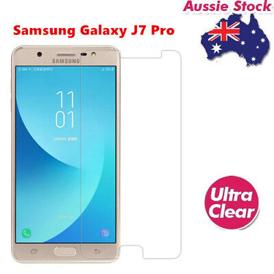 AU4.95 • Buy Plastic Screen Protector For Samsung Galaxy J7 Pro - Ultra Clear