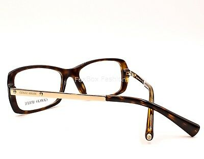 16faf7e270 GIORGIO ARMANI AR 7011 5026 Eyeglasses Optical Frames Glasses Tortoise ~  53mm • 42.00
