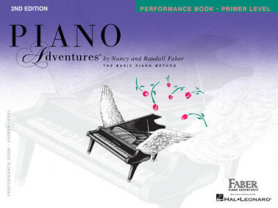 $ CDN7.79 • Buy Faber Piano Adventures Primer Level Performance Book 2nd Edition 420170 NEW!