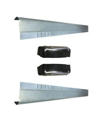 $92 • Buy CHEVY SILVERADO Extended Cab Outer Rocker Panels AND Cab Corners GMC SIERRA