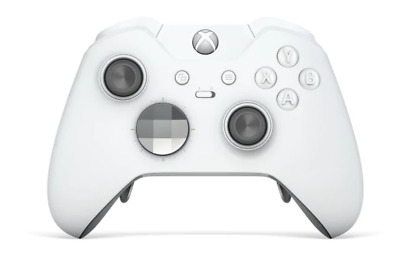 $204.95 • Buy  White Edition  Xbox One ELITE UN-MODDED Custom Controller OEM