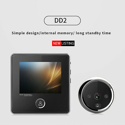 3.0 Inch Digital 120° Door Peephole Peep Hole Video Doorbell Viewer Camera Safe • 25.88£