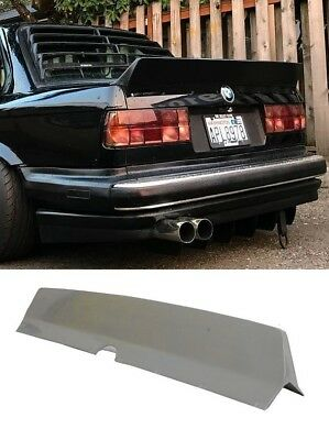 ce45e8f07965 BMW E30 Ducktail 3series Rear Boot Trunk Spoiler Lip Wing DTM Style •  180.00