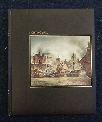 1980 Hardback: Time Life Books: The Seafarers: Fighting Sail: Nelson • 9.99£