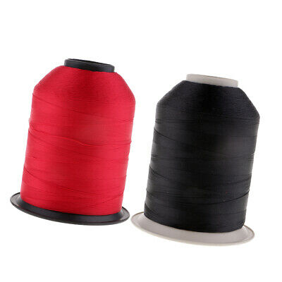 Prettyia 2pcs Whipping Wrapping Thread For Fishing Rod Ring Guides 2187Yds • 17.75£