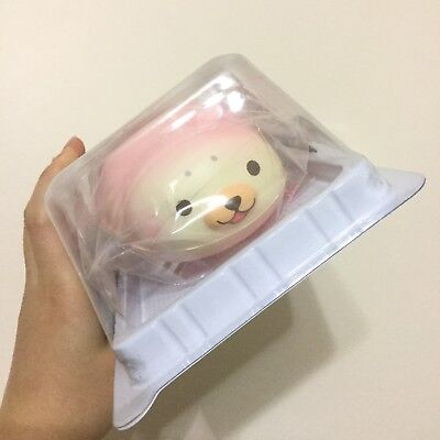 AU38.74 • Buy Rare Jumbo Peach Puni Maru Seal Squishy Cell Phone Strap