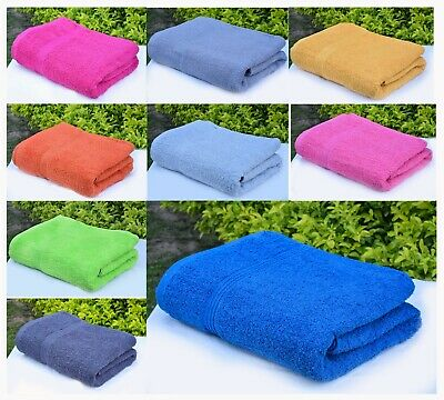 £15.95 • Buy Luxury Soft Cotton Towels Best Bathroom Gift Face   Hand   Bath Towels & Sheets