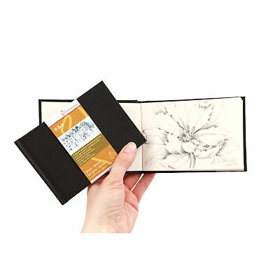 Hahnemuhle Sketch Book D&S - 140gsm Book - 12.5 X 9cm - URBAN SKETCHING • 4.69£