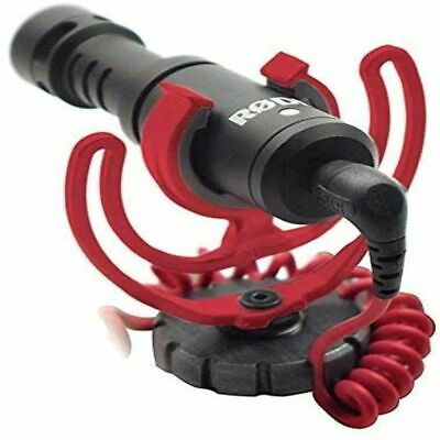 RODE VideoMicro Compact On-Camera Microphone DSLR Blogger Youtuber Mic Pro Video • 68.37£