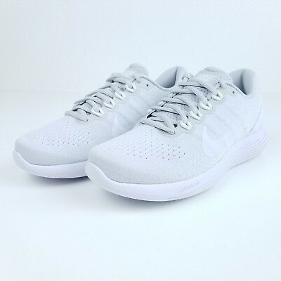 Nike Lunarglide 9 Platinum White Men s Running Shoes 904715 003 Sizes    •  39.00  52822df4e