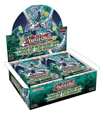 YuGiOh! Code Of The Duelist Box X24 Booster Packs :: New & Sealed ::  • 65.89£