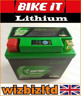 Lithium Ion Motorcycle Battery BSA 600, 650, 750 (12V) (Year: ALL Years) LIPO09C • 98.95£