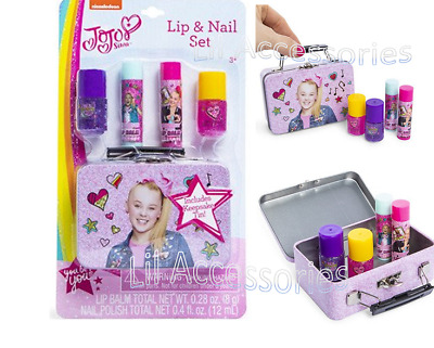 AU23.95 • Buy JoJo Siwa Lip & Nail Gift Set