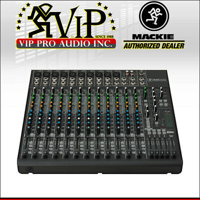 $749.99 • Buy Mackie 1642VLZ4 16-Channel 4-Bus Compact Mixer Live Sound Mixing & Recording NEW