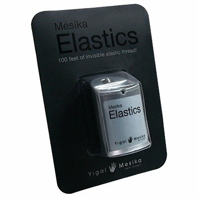 Mesika Elastics By Yigal Mesika 100 Ft Fiber Thread For Levitation Magic Tricks • 27£