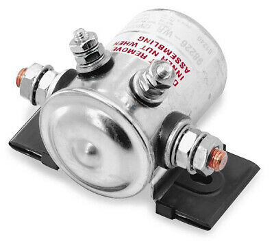 $53.78 • Buy WARN Replacement 12 Volt Solenoid Switch For A2000 Winch