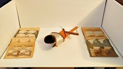 Vintage Stereoscope Viewer • 56.29£