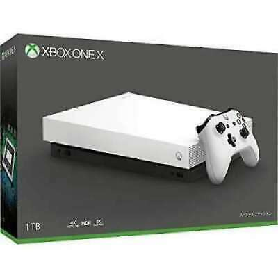 $798.31 • Buy Xbox One X White Special Edition (FMP - 00063) | Game Console Body From Japan