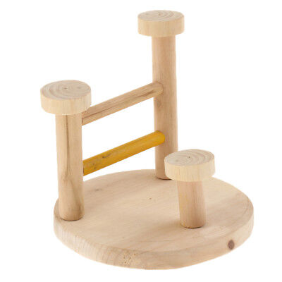 Rodent Raised Platform With Climbing Ladder For Hamster Guinea Pig And Bird • 5.68£