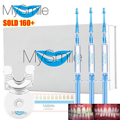 $ CDN44.95 • Buy MySmile Teeth Whitening Kit My Smile Bleaching Gel Pearly White HISMILE System
