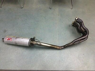 $150 • Buy 1999-2002 Yamaha YZF R6 M4 Exhaust System #121318