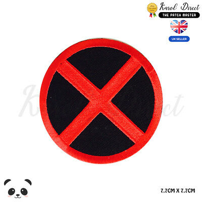 £2.09 • Buy X Men Super Hero Movie Embroidered Iron On Sew On PatchBadge For Clothes Etc