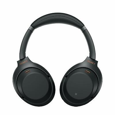 $ CDN349 • Buy Sony WH-1000XM3 Over The Ear Noise Cancelling Wireless Headphones - Black Sealed