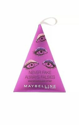 MAYBELINE Fierce Falsies Mascara And Kohl Gift For Her , Valentines, • 12£