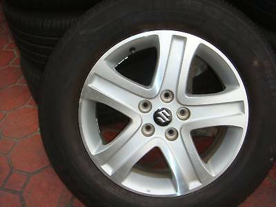 AU780 • Buy Set Of 17  Genuine Suzuki Grand Vitara MY07 Rims 5 Stud X 114.3 P