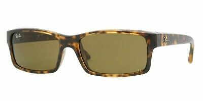 125a5c9e77 Ray Ban RB4151 710 59MM Havana Tortoise Frame W Brown Lenses Sunglasses   168 • 69.99