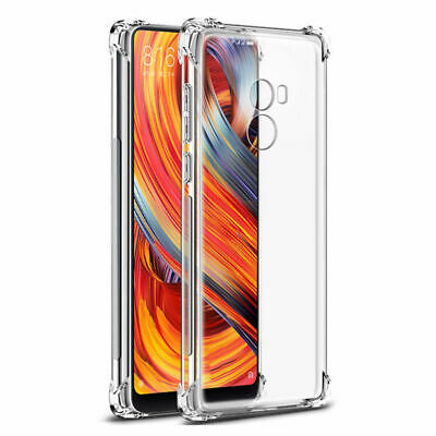 AU3.76 • Buy For XIAOMI OPPO Clear Shockproof Matte Bumper Slim TPU Cover Case