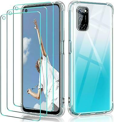 AU4.20 • Buy For XIAOMI OPPO Clear Shockproof Matte Bumper Slim TPU Cover Case