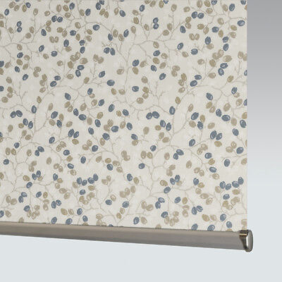 £65 • Buy Made To Measure Patterned Dim-out Complete Roller Blind - Flourish Sand