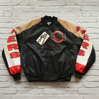 new product 061bf bec89 49ers chalk line jacket