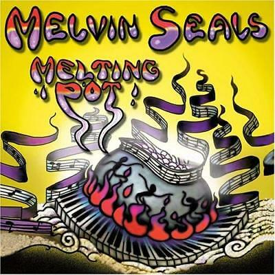 Melvin Seals-melting Pot Cd New • 14.82£
