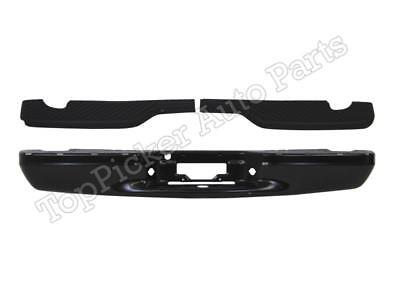 $285.55 • Buy Bundle For Rear Step Bumper Black Top Pad 97-03 F150 Harley Davidson Super Crew