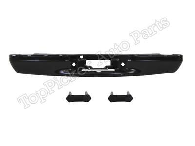 $229.37 • Buy Rear Bumper Black Face Bar Brackets For 97-03 F150 Flareside Harley Davidson