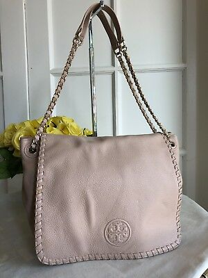 7982b1981af Tory Burch Marion Flap Shoulder Bag LG • 197.00